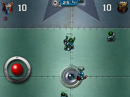 Speedball 2: Evolution iPad / iPhone hands-on - photo 20