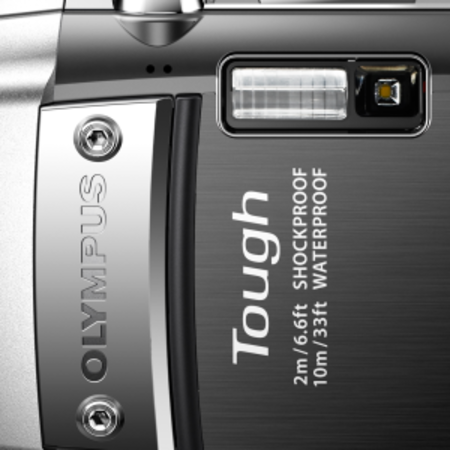 Olympus TG-810 tough HD and 3D shooting
