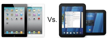 iPad 2 vs HP TouchPad