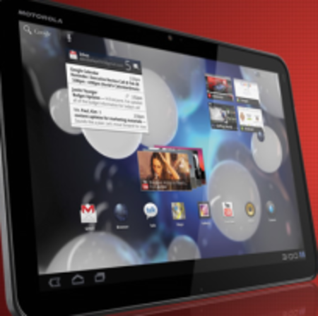 Wi-Fi Motorola Xoom to cost less than £450?