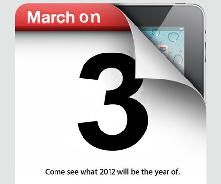 iPad 2 is just minor update, iPad 3 is the biggie for 2011
