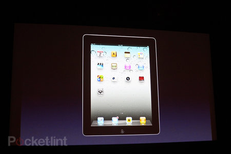 The Apple iPad 2