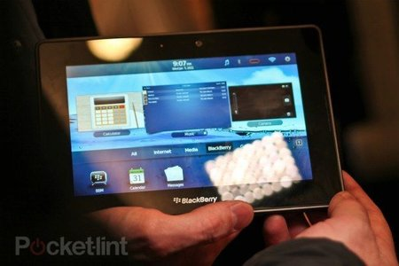 RIM: BlackBerry Playbook - March for US, Early Q2 for UK