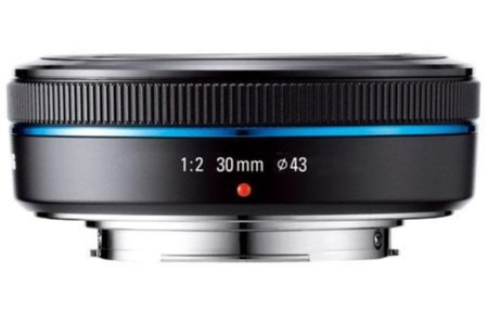What is a pancake lens?