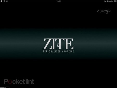 APP OF THE DAY - ZITE review (iPad)