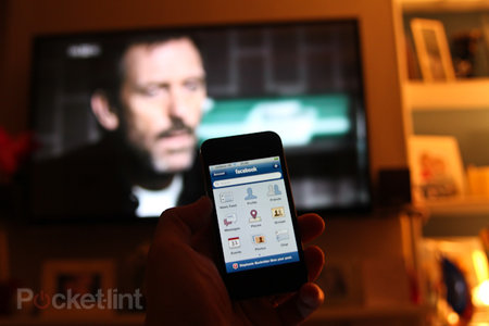 80 per cent of under 25-year-olds Tweet and Facebook while watching TV