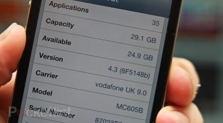 Sophos warns of iOS 4.3 security problems