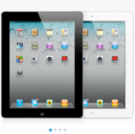 Apple iPad 2: Now on sale