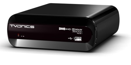 TVonics unleashes the DTR-Z500HD Freeview+ HD recorder