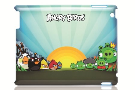 Angry Birds iPad 2 cases catapult in