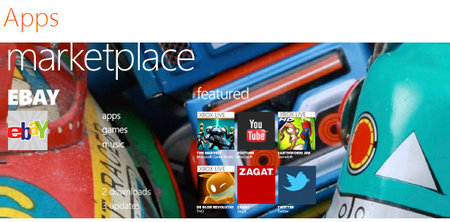 Windows Phone 7 passes 10,000 apps
