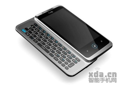HTC Prime: The next Windows Phone 7 QWERTY device?