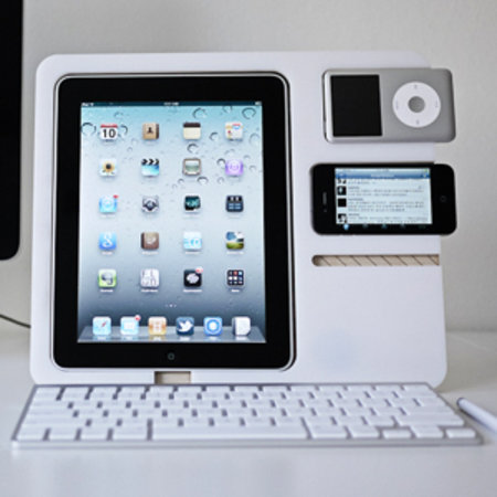 Polyply concept - ideal present for the Apple fanboy?