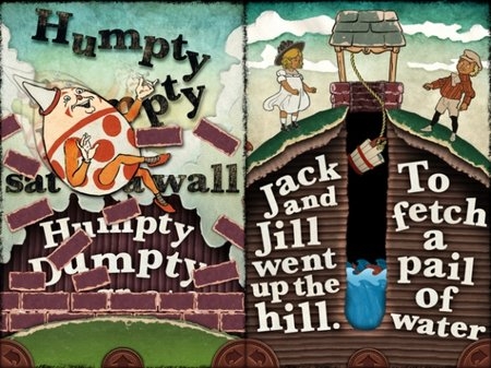 Nursery Rhymes iPad app makes vritual bedtime easier
