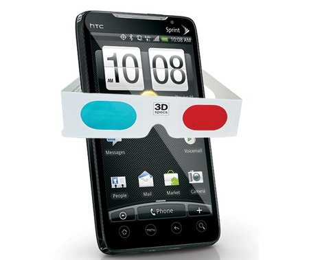 HTC EVO 3D details leak ahead of CTIA