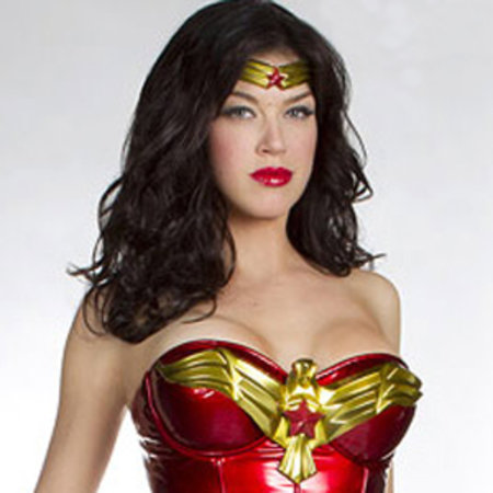 New TV Wonder Woman Adrianne Palicki revealed in costume
