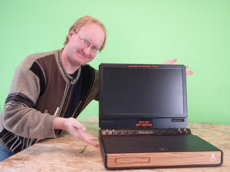Turn your Xbox 360 into 1970s Atari 2600