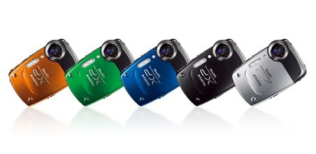 Fujifilm FinePix XP30 now shocking in the UK