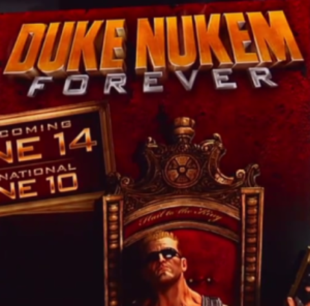 Duke Nukem Forever hit by another delay