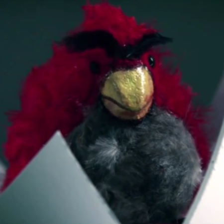 VIDEO: Angry Birds - the movie
