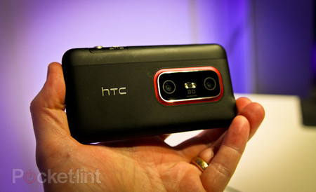 HTC Evo 3D going on a European tour