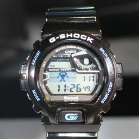 Casio G-Shock: Bluetooth edition incoming