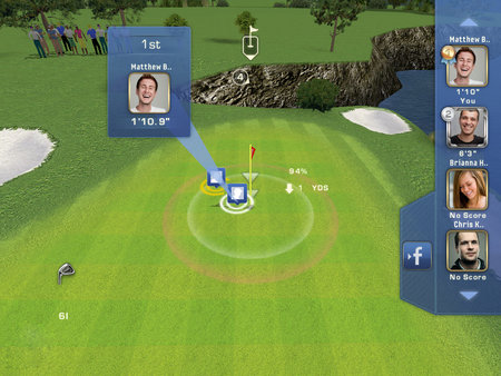 APP OF THE DAY: Tiger Woods PGA Tour 12 review (iPad / iPhone / iPod touch) - photo 29