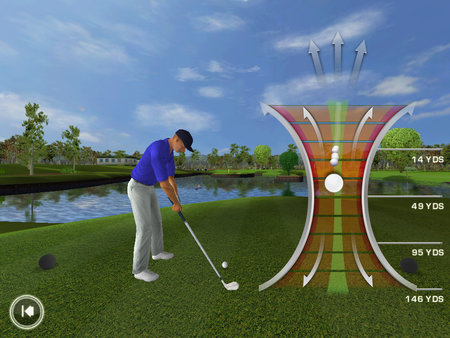 APP OF THE DAY: Tiger Woods PGA Tour 12 review (iPad / iPhone / iPod touch) - photo 30