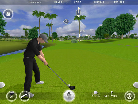 APP OF THE DAY: Tiger Woods PGA Tour 12 review (iPad / iPhone / iPod touch) - photo 4