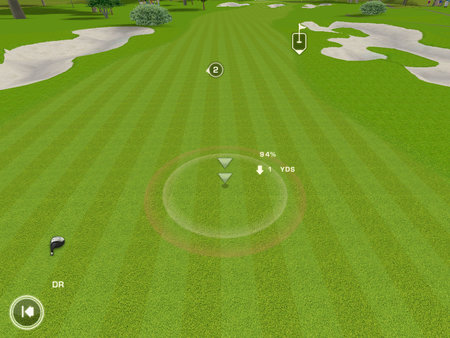APP OF THE DAY: Tiger Woods PGA Tour 12 review (iPad / iPhone / iPod touch) - photo 5
