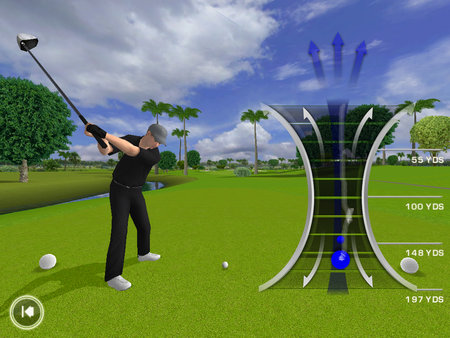 APP OF THE DAY: Tiger Woods PGA Tour 12 review (iPad / iPhone / iPod touch) - photo 6