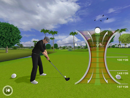 APP OF THE DAY: Tiger Woods PGA Tour 12 review (iPad / iPhone / iPod touch) - photo 7