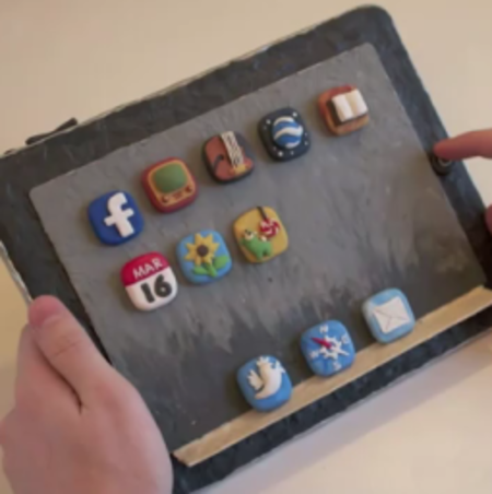 VIDEO: iPlasticine - the iPad stop-motion style
