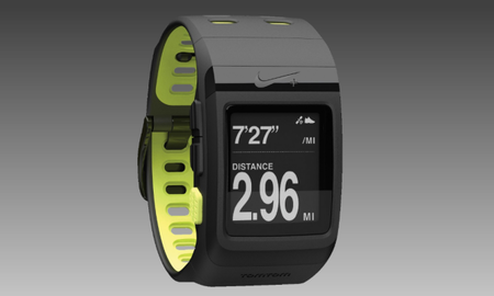 Nike+ SportWatch GPS Powered by TomTom jogs in to the UK