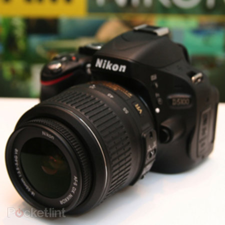 Nikon D5100 rivals the Canon 600D, we go hands-on