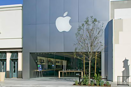 Apple Store raid ends in death