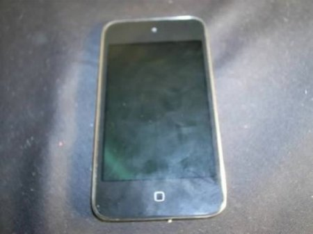 Is this the new iPod touch 5g?