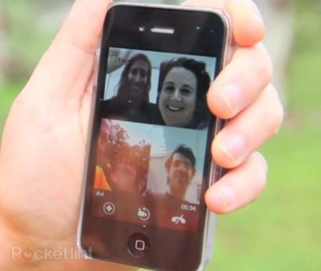 Fring starts testing four-way mobile video calling