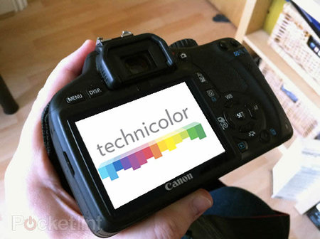 Canon and Technicolor to bring movie colour to your DSLR