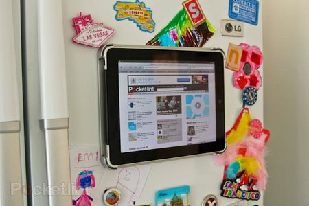 FridgePad Colour iPad mount hands-on