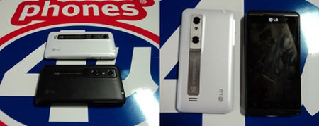White LG Optimus 3D coming to Phones 4U