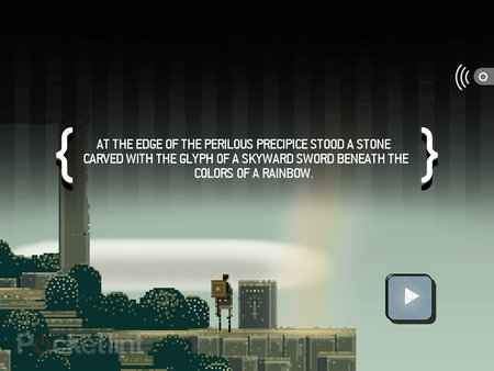 APP OF THE DAY - Superbrothers: Sword & Sworcery EP (iPad, iPad 2) - photo 3
