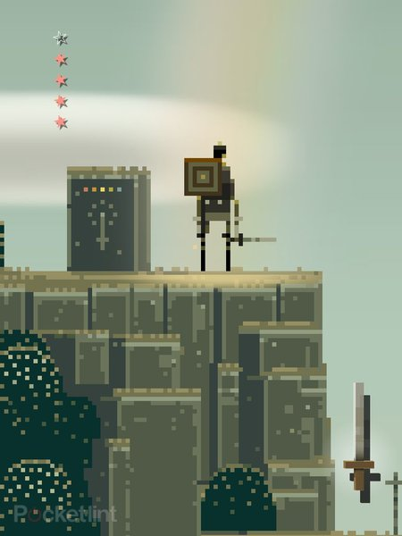 APP OF THE DAY - Superbrothers: Sword & Sworcery EP (iPad, iPad 2) - photo 5