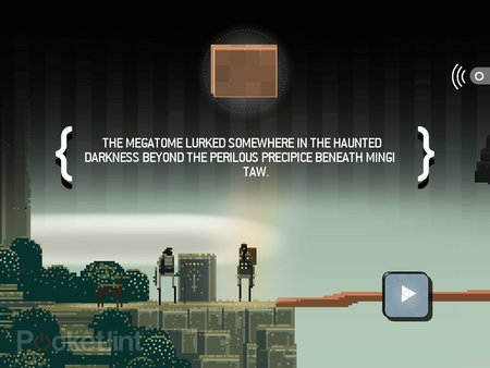 APP OF THE DAY - Superbrothers: Sword & Sworcery EP (iPad, iPad 2) - photo 8
