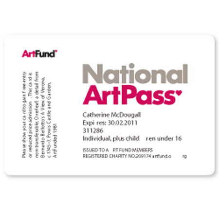 WEBSITE OF THE DAY – National Arts Pass