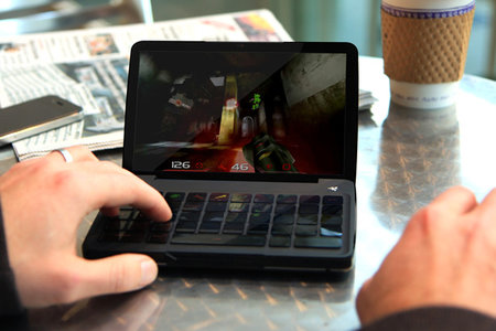 Razer Switchblade portable PC games machine - one step closer to reality