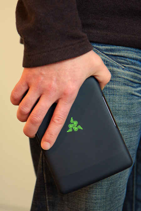 Razer Switchblade portable PC games machine - one step closer to reality - photo 3