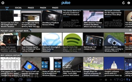 APP OF THE DAY: Pulse review (Android Honeycomb)   - photo 6