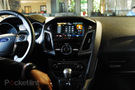 Ford SYNC with MyFord Touch hands-on