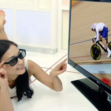 Over third of Brits will buy 3D TVs in time for 2012 Olympics - photo 1